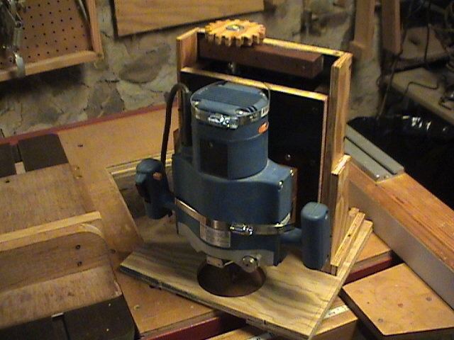 36 best router tables images on pinterest woodworking tools and my 25 router lift greentooth Gallery