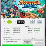 Download free online Game Hack Cheats Tool Facebook Or Mobile Games key or generator for programs all for free download just get on the Mirror links,Monster Legacy Hack Tool For iOS Android Free We are proud to present you our latest trainer called Monster Legacy Hack. The Monster Legacy Cheat can gen...