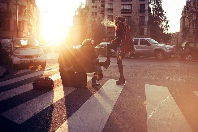 Sunshine & Street
