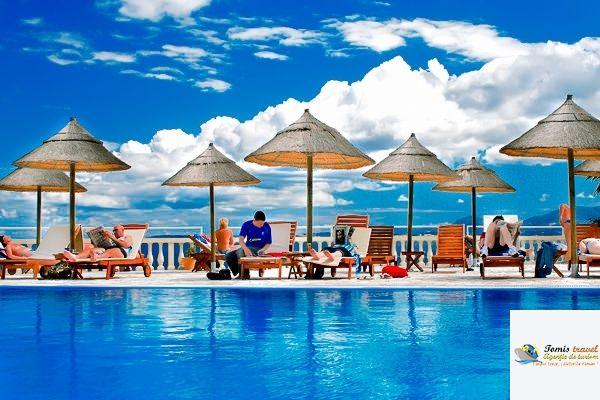 Hotel Pantokrator, #Barbati, #Corfu, #Grecia