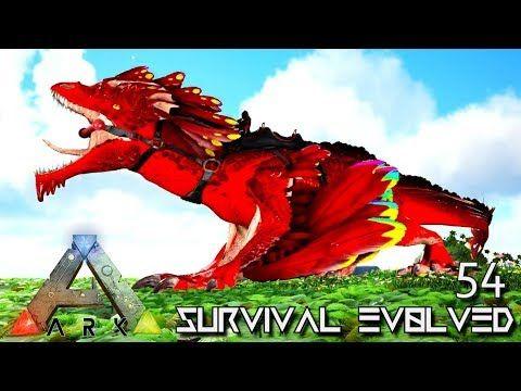 awesome ARK: SURVIVAL EVOLVED - APEX ROCK DRAKE E54
