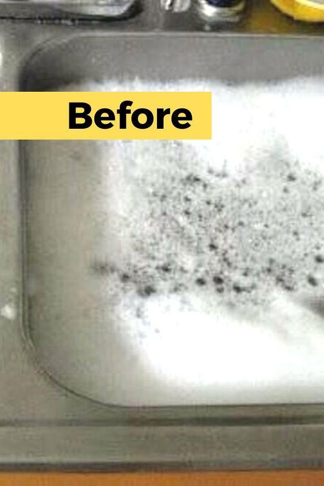 Diy Kitchen Sink Clogged Solution In 2020 Kitchen Sink Clogged