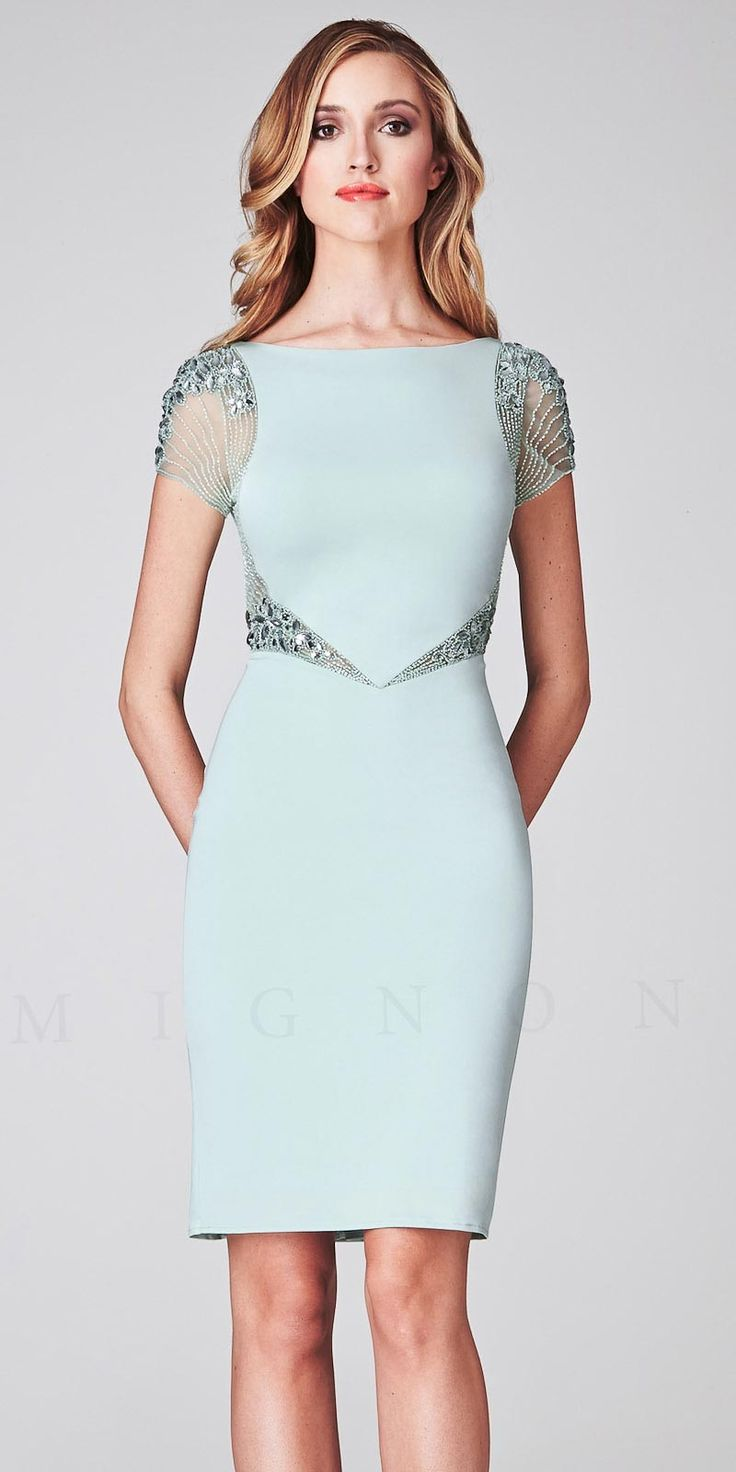 illusion_beaded_cap_sleeve_cocktail_dresses_by_mignon-