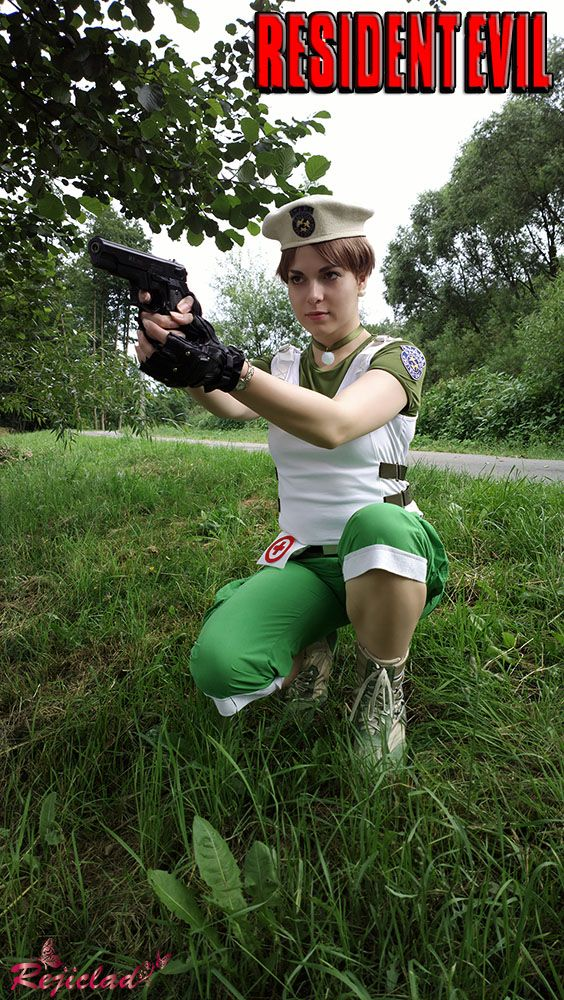 Rebecca Chambers Resident Evil / Biohazard cosplay XII by Rejiclad