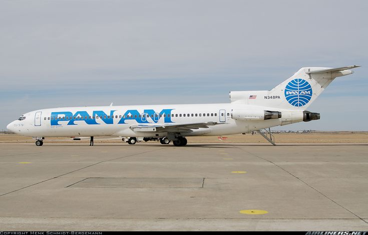Boeing 727-222/Adv aircraft picture