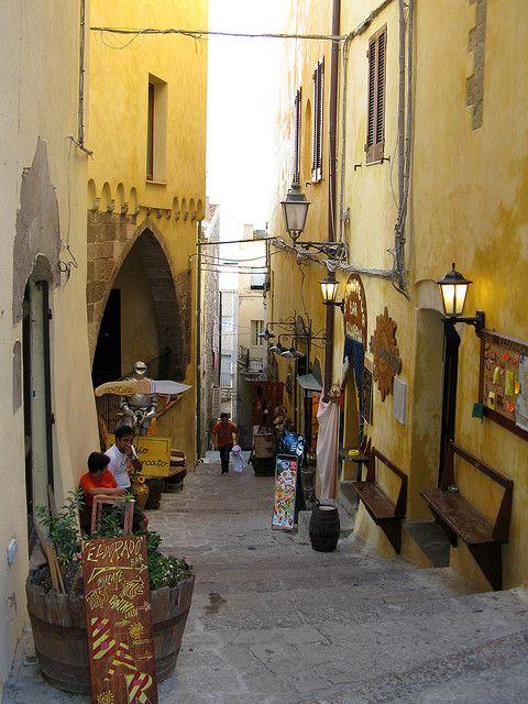 Castelsardo, Sardinia, Italy, province of Sassari