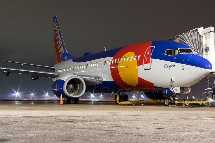 https://flic.kr/p/21sG6m5 | Southwest Airlines Boeing 737-700 | N230WN