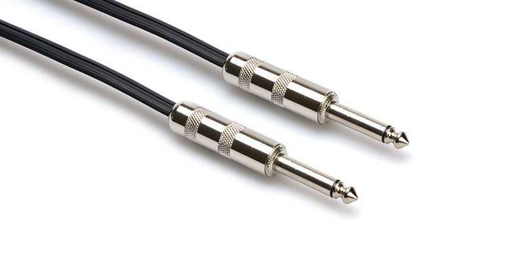 Hosa Speaker Cable 2X 6.3mm TS