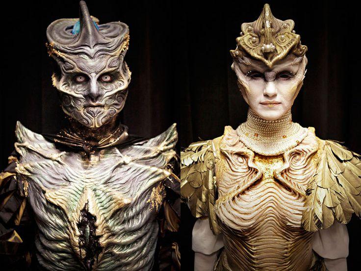 Como no ganar con este par de maquillajes brutales! ..Laura Face Off recap: And the winner is...