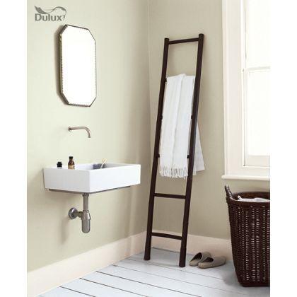 Dulux Bathroom Apple White Soft Sheen Emulsion Paint 2 5l At Homebase