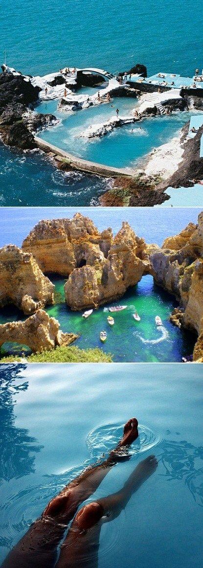 Piscina di lava a Madeira – Portogallo # luoghi