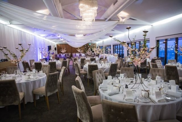 Sergeants Mess - Photography by T-One Photography - Styling Centrepiece by Design
