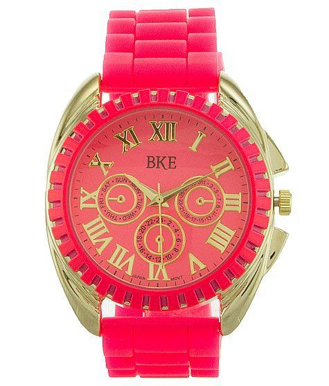 BKE Neon Watch - Women's Watches | Buckle