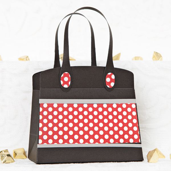 Tonic Kensington Handbag Die (362424) | Create and Craft