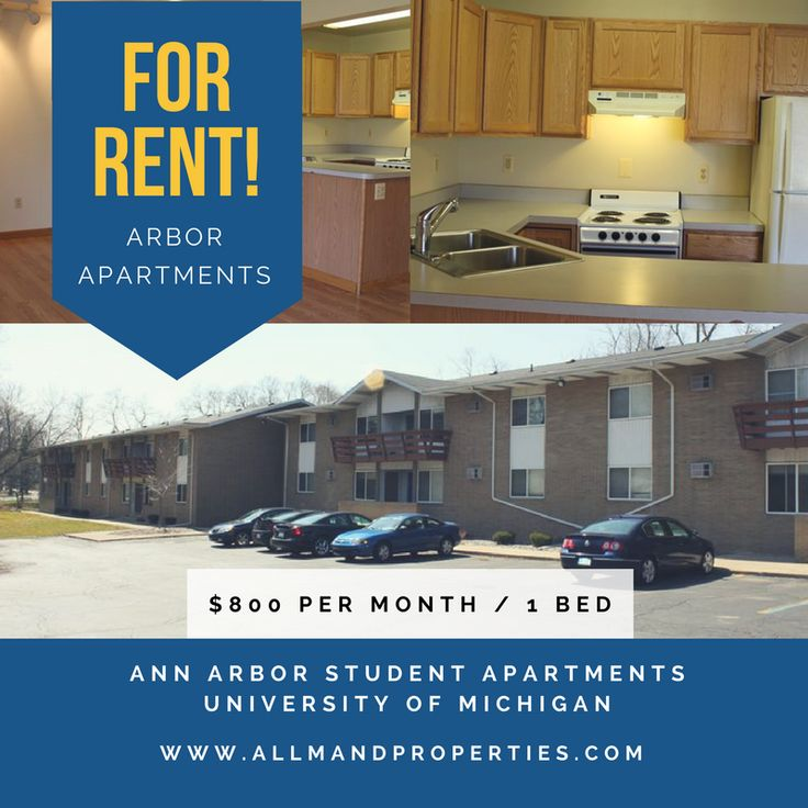 Ann Arbor Apartments For Rent