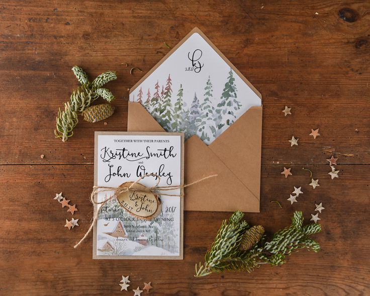 795 best Rustic Wedding Invitations images on Pinterest Rustic