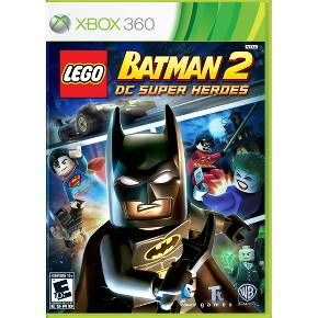 Batman is back to save Gotham City and the action will only build from here! In LEGO Batman 2: DC Super Heroes, the Dynamic Duo of Batman and Robin join other famous super heroes from the DC Universe including Superman, Wonder Woman and Green Lantern to save Gotham City from destruction at the hands of the notorious villains Lex Luthor and the Joker. Batman fans of all ages will enjoy a new and original story filled with classic LEGO videogame action and humor as players fight to put the…