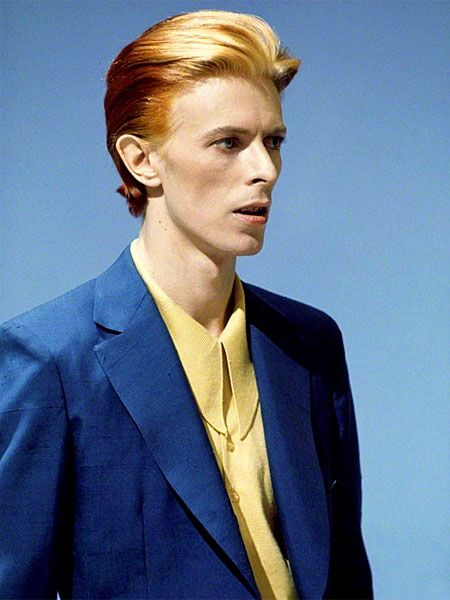 1975 Soul Train - David Bowie Photos