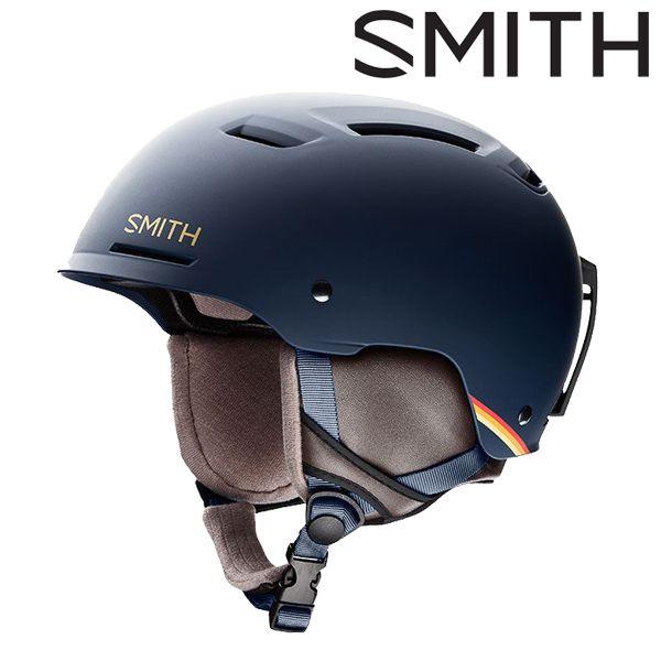 Casca schi/snowboard Smith Pivot Matte Navy ofera protectie la impact si confort. Tehnologiile Bombshell PLUS și linerul multi-impact EPP asigura o fixare foarte buna si confortabila.