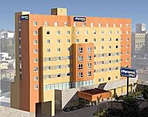 Hotel City Express Expo, Guadalajara, Jalisco - A 1 min Plaza del Sol, 3 min Expo Guadalajara.