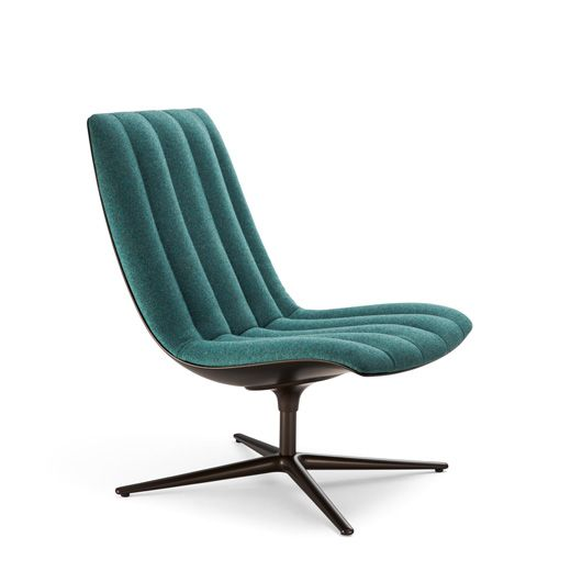 Modern Chairs Top 5 Luxury Fabric Brands Exhibiting At: Healey Lounge By Pearson Lloyd For Walter Knoll
