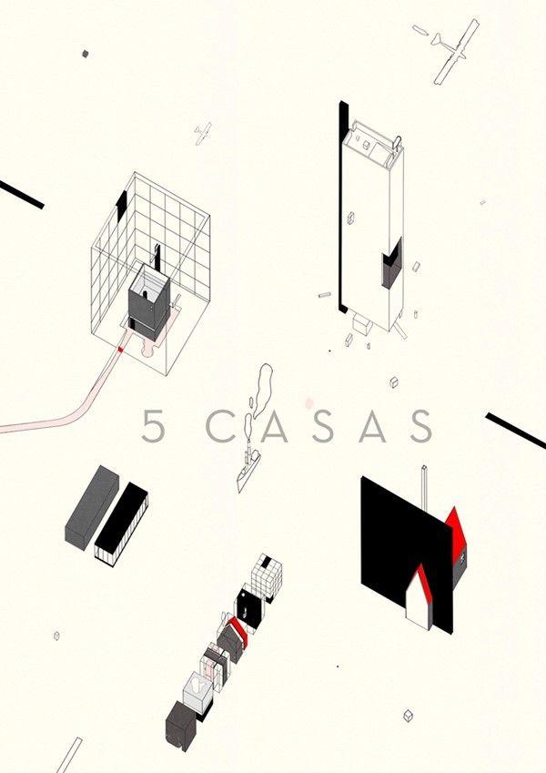Galeria de Arquiteturas fantásticas: as ilustrações de Bruna Canepa - 29