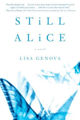 a great read about a harvard prof with early onset alzheimer's