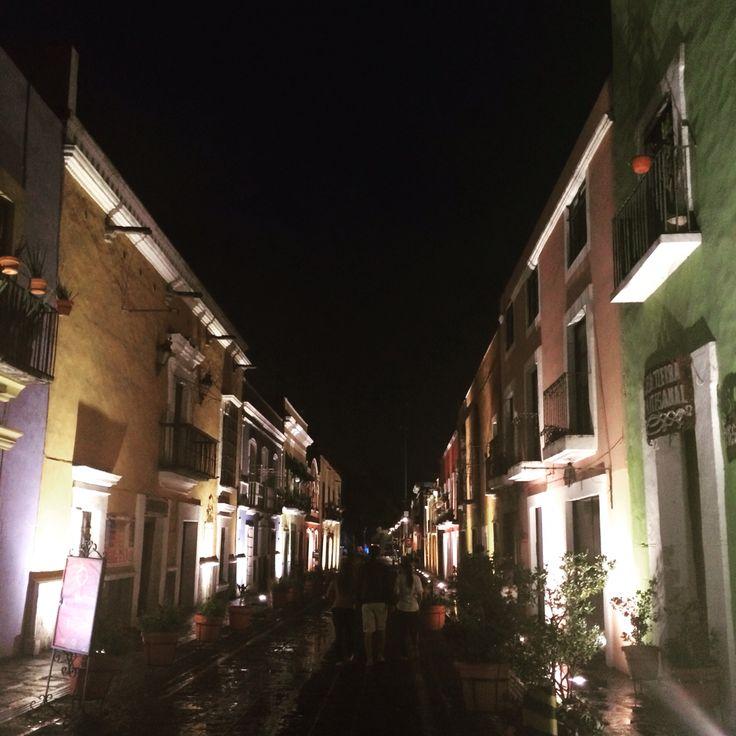 Centro de Puebla.