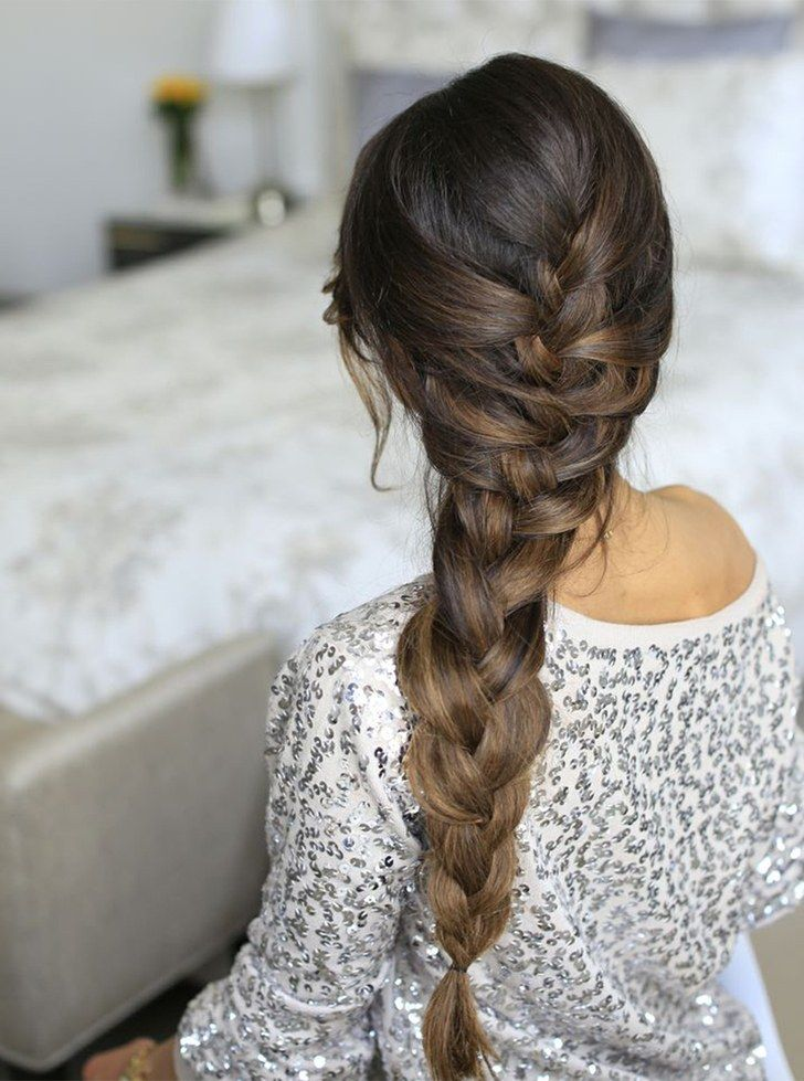 10 Easy Summer Braids Weekend Hair Hair Tutorial Braided Hairstyles
