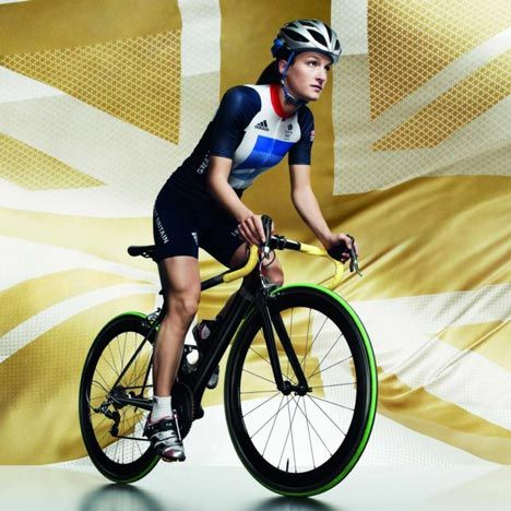 Official Team GB London Olympic Kit  by Stella McCartney