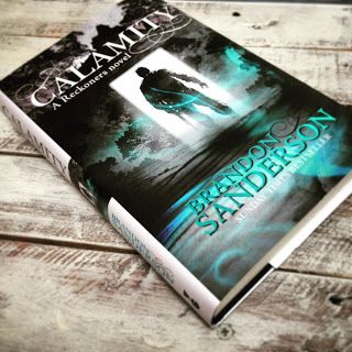Polkadot's Book Blog: Review: Calamity - Brandon Sanderson