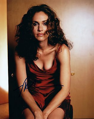 Amy Brenneman Signed Autographed 8x10 Photo Judging Amy The Leftovers COA VD