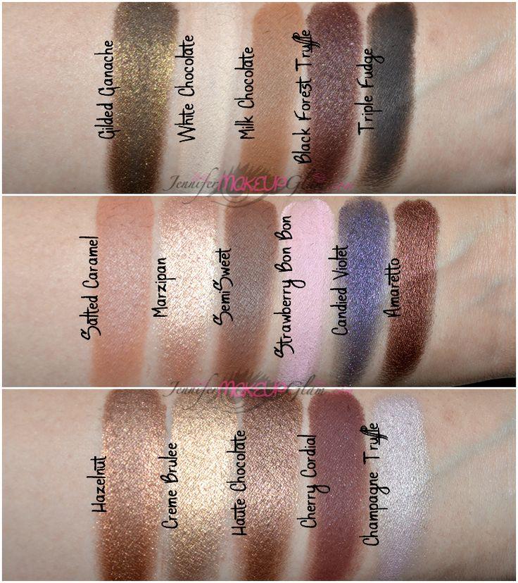 too+faced+chocolate+bar | Paleta Chocolate Bar - Estilo Makeup Hair