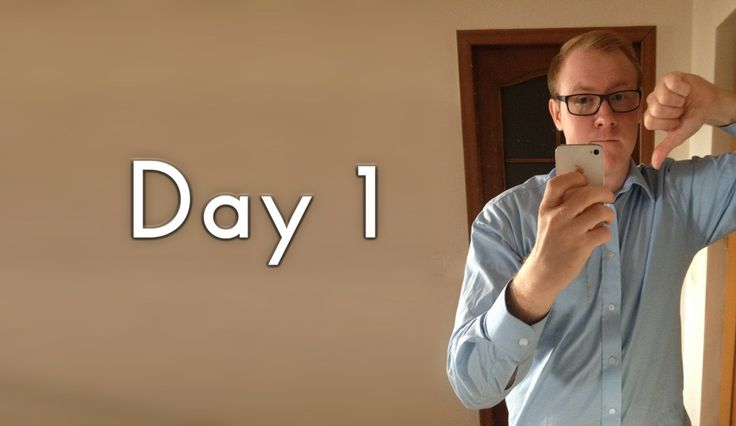 Last Day on the Job - Day 1