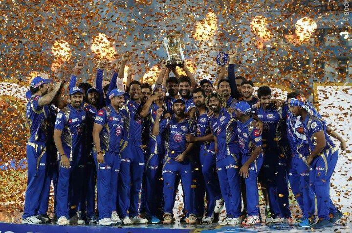 IPL2017 फाइनल: मुंबई इंडियंस ने रचा इतिहास अंतिम गेंद पर बनी चैंपियन