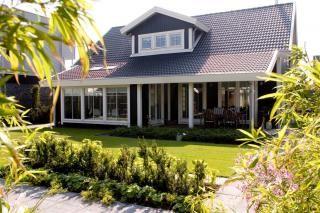 Edsholmen - Planhus - Zweedse woningen - Friesland