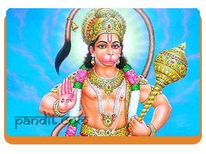 Shri Hanuman Aarti by Acharya Rahul Kaushal ------------------------------------------------------ !! आरती कीजै हनुमान लला की, दुष्ट दलन रघुनाथ कला की !!  !! जाके बल से गिरिवर काँपै, रोग-दोष जाके निकट न झाँपै !! http://www.pandit.com/shri-hanuman-aarti/