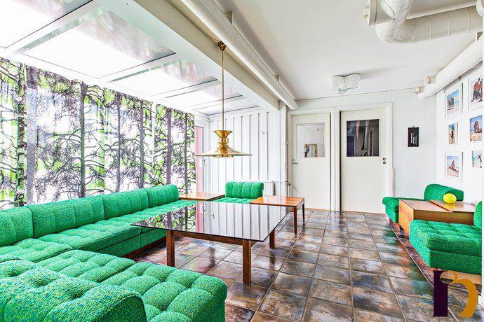 grön soffa - Google Search