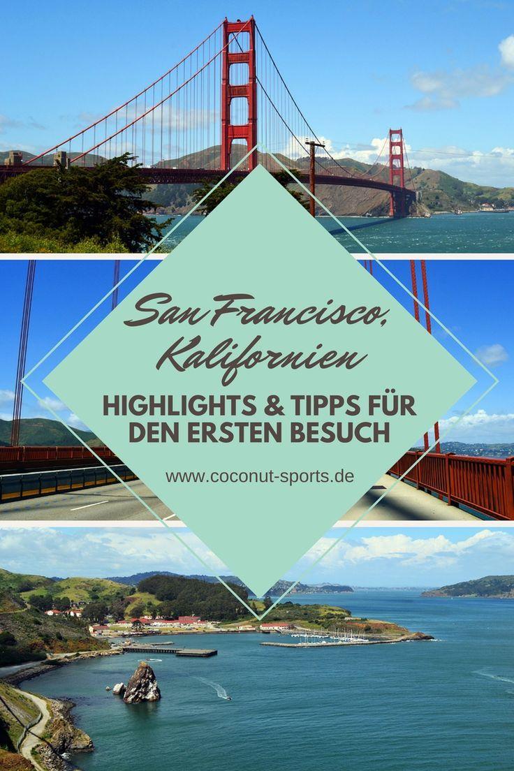 San Francisco Sehenswürdigkeiten: Die Sightseeing Top Ten