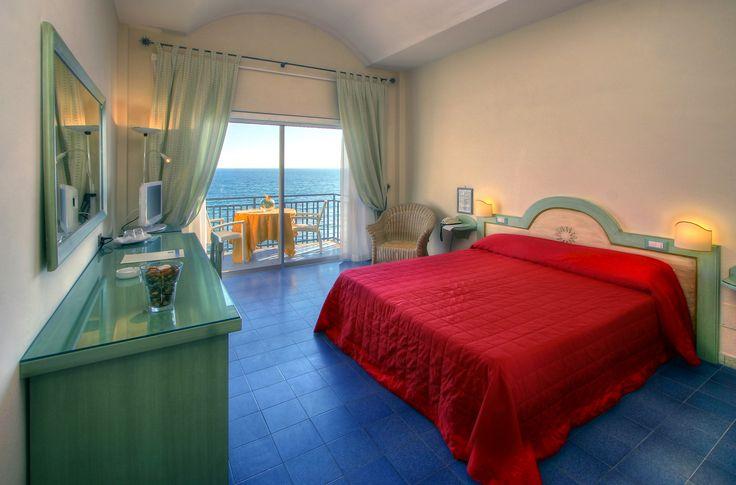 standard room summit hotel, sea view