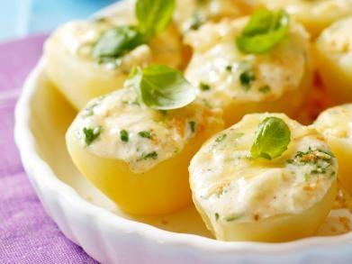 Aardappelen met mascarpone