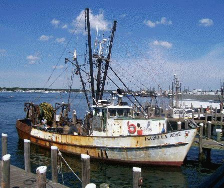 Galilee in narraganset is a live fisherman 39 s village on for Fishing in rhode island