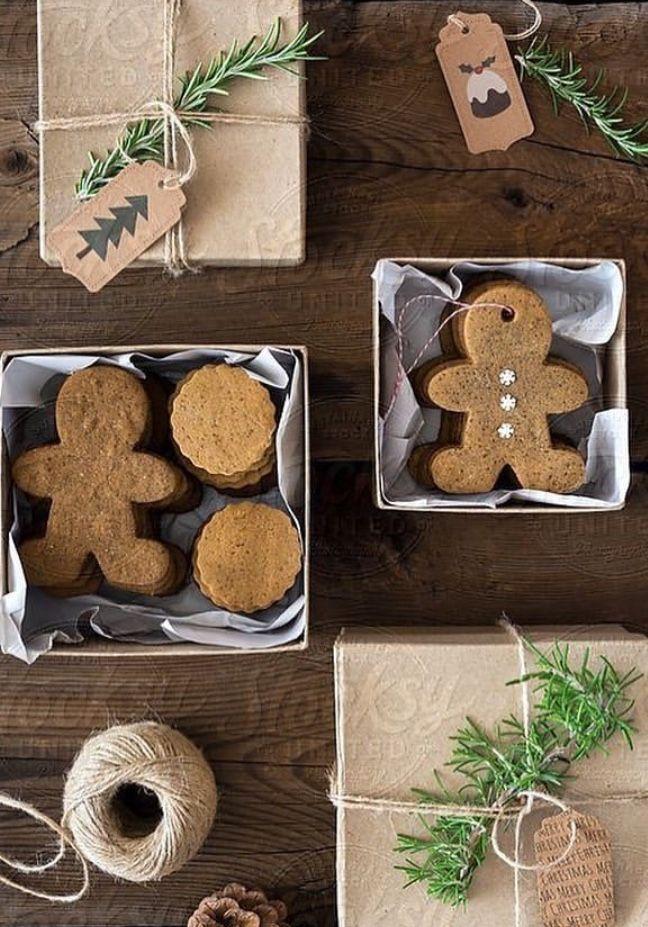 Weihnachtsgebäck Verpacken.Pin Von Susanne Auf Christmas Time Weihnachtszeit Weihnachten Und