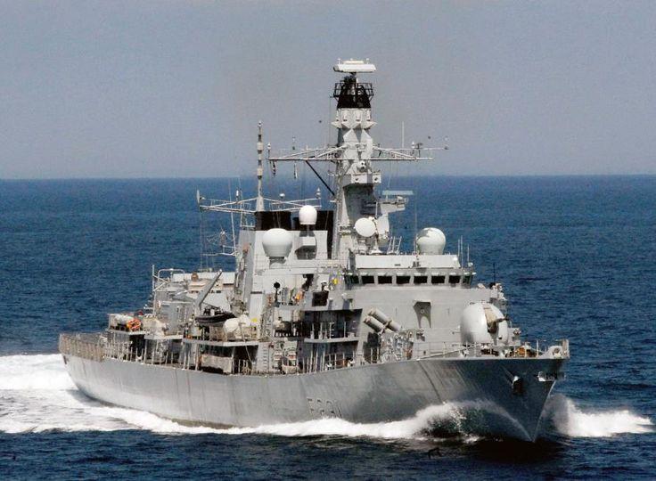 UK sending Type 23 frigate to Japan next year