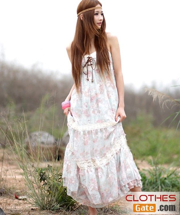 48 best bohemian theme wedding guest outfit ideas images for Bohemian dresses for a wedding guest