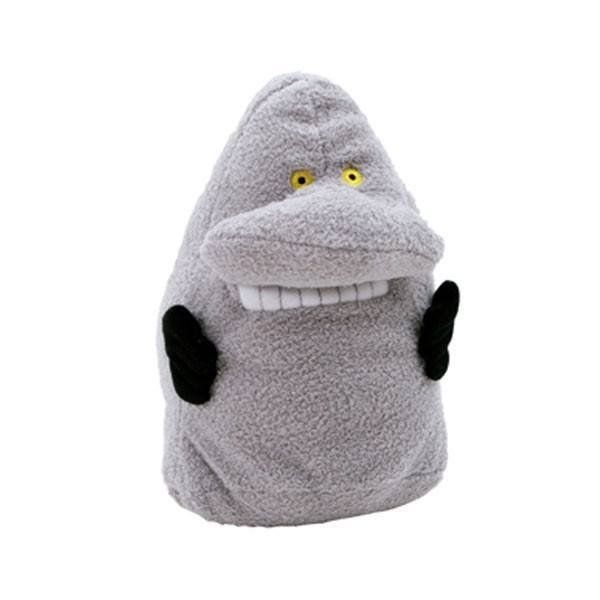 The Groke plush toy 24 cm by Martinex - The Official Moomin Shop