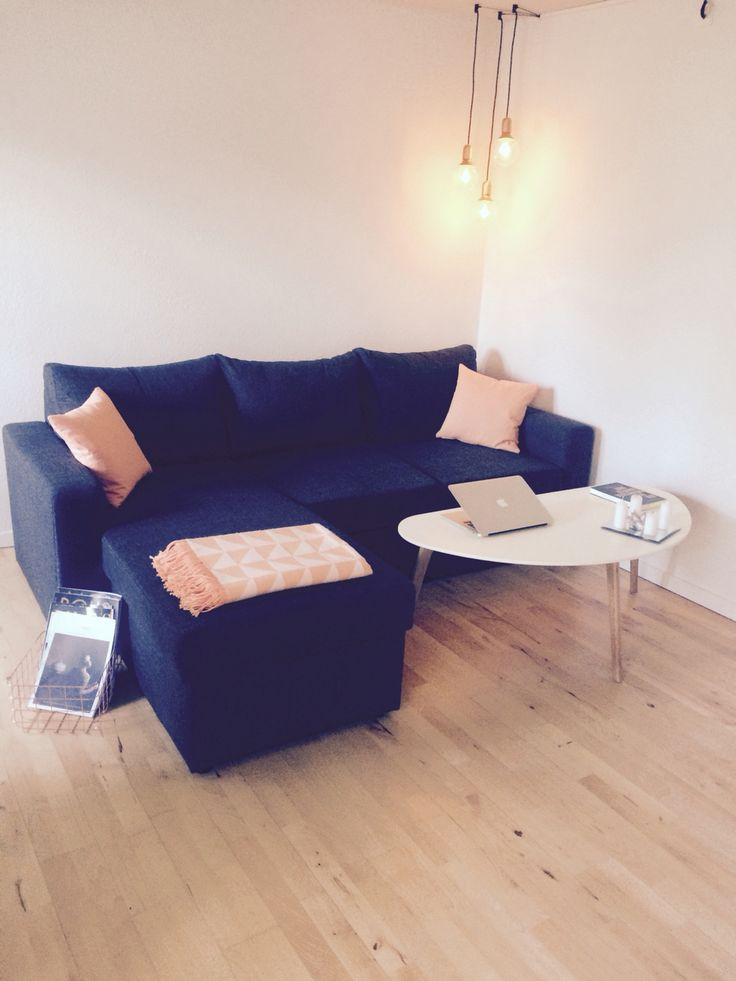 My cozy livingroom with nice lighting