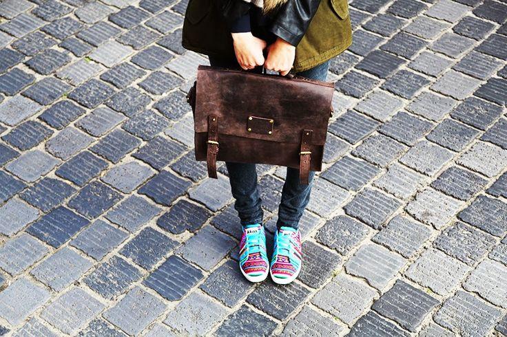 hug-you: O My Bag Amsterdam Satchel