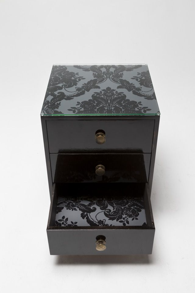 Kim Knox-Thurn FINAL Re-Love Project - Chest of Drawers @thestyleproject  #feastwatson #relove eBay Auction Starts 24th July 2014 @ 4pm! Visit feastwatson.com.au for details.
