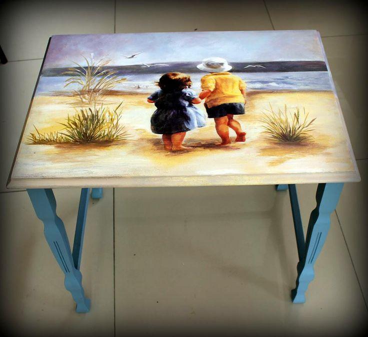 les 538 meilleures images propos de peinture sur bois. Black Bedroom Furniture Sets. Home Design Ideas